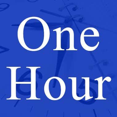 onehour